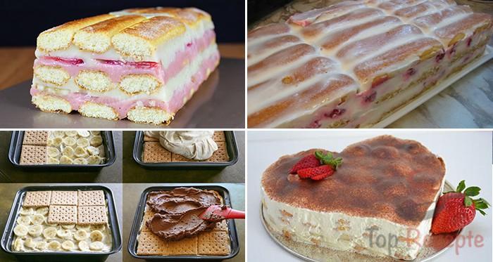 die 10 besten rezepte f r einfache und schnell zubereitete desserts ohne backen es ist. Black Bedroom Furniture Sets. Home Design Ideas