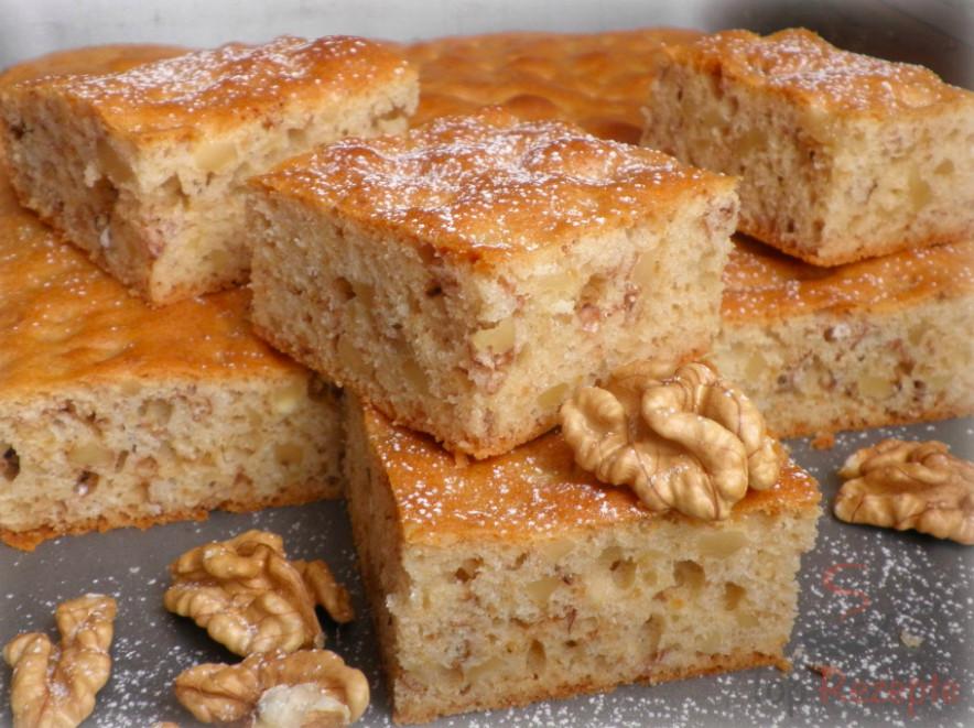 Griechischer Honig-Nuss-Kuchen | Top-Rezepte.de