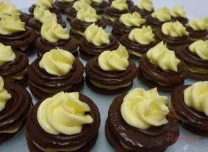 Rezept Himmlisch gute Kakao-Plätzchen mit hochwertiger Buttercreme