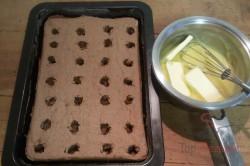 Zubereitung des Rezepts Wunderbare Pudding-Sahne-Schnitten mit Erdbeeren, schritt 7