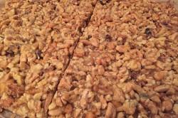 Zubereitung des Rezepts Phänomenale Honig-Nuss-Schnitten, schritt 12