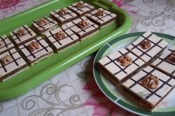 Zubereitung des Rezepts Mürbeteig-Nuss-Kuchen mit Eigelb-Glasur, schritt 12