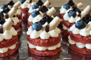 Rezept Red Velvet Mini Cakes