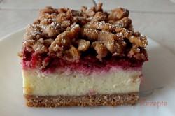 Zubereitung des Rezepts Quark-Raspelkuchen mit Himbeeren, schritt 2