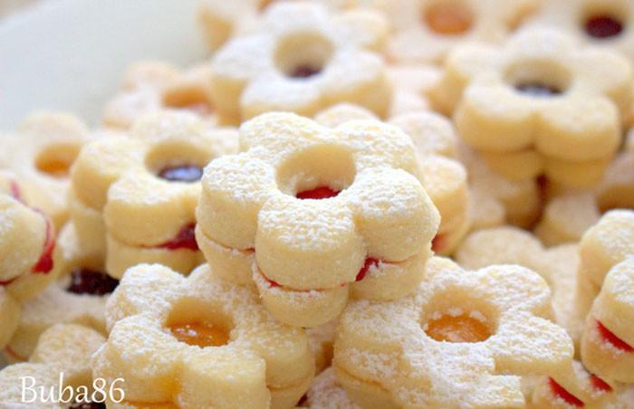 Vanilleplätzchen Fein Zart Und In Der Zubereitung Einfach Top