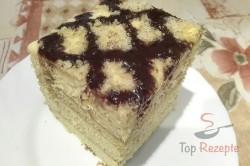 Zubereitung des Rezepts Marlenka – Honigkuchen mit Kondensmilchcreme, schritt 8