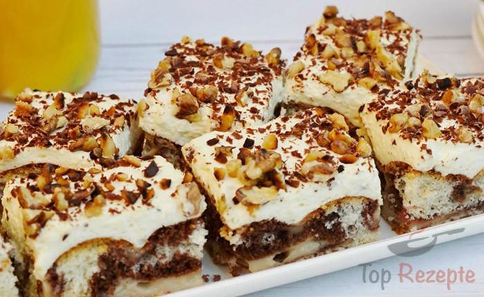 Sahne-Pudding-Kuchen | Top-Rezepte.de