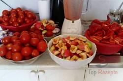 Zubereitung des Rezepts Leckeren Ketchup selber machen, schritt 2
