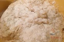 Zubereitung des Rezepts Knoblauchlaibchen mit Leinsamen, schritt 2