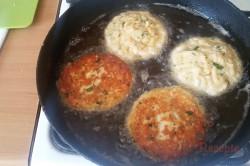 Zubereitung des Rezepts Frittierter Käse - FOTOANLEITUNG, schritt 6