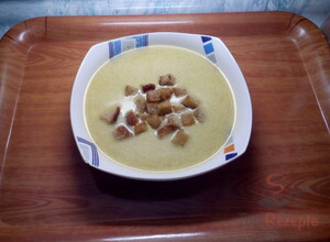 Rezept Cremige Lauchsuppe