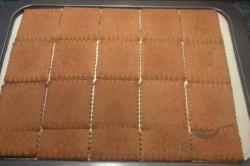 Zubereitung des Rezepts Butterkeks-Cremeschnitten, schritt 11