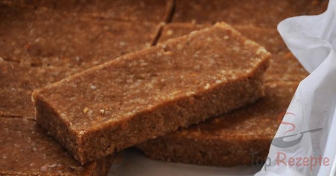 Gesunder Haferflockenkuchen Mit Schokoladenglasur Top Rezepte De