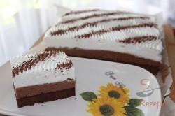 Zubereitung des Rezepts Brownies – Schoko-Kaffee-Schnitten (Fotoanleitung), schritt 10