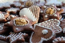 Zubereitung des Rezepts Weihnachtslebkuchen - direkt nach dem Backen weich, schritt 7