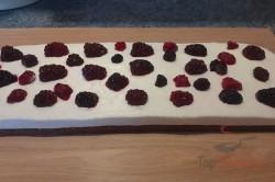 Zubereitung des Rezepts Köstliche Joghurt-Obst-Schnitten, schritt 9