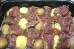 Zubereitung des Rezepts Das Mittagessen meines Mannes – ein Ofengericht, schritt 2