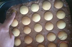 Zubereitung des Rezepts Karamellkuchen mit Eierplätzchen – FOTOANLEITUNG, schritt 5