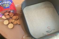 Zubereitung des Rezepts Karamellkuchen mit Eierplätzchen – FOTOANLEITUNG, schritt 2