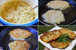 Zubereitung des Rezepts Zucchini-Kartoffel-Puffer, schritt 1