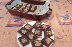 Zubereitung des Rezepts Omas traditioneller Schoko-Nuss-Kuchen, schritt 3