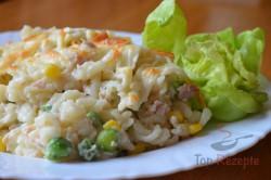 Zubereitung des Rezepts Nudelauflauf mit Thunfisch und Käse, schritt 7