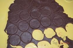 Zubereitung des Rezepts Zarte Kakaokekse mit hochwertiger Buttercreme, schritt 3