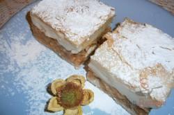Zubereitung des Rezepts Apfelkuchen mit Pudding – FOTOANLEITUNG, schritt 9
