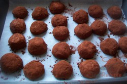 Zubereitung des Rezepts Marzipankartoffeln aus Kartoffelteig, schritt 3