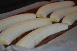 Zubereitung des Rezepts Bananenschnitten mit Schokoraspeln, schritt 4