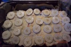 Zubereitung des Rezepts Lambada-Kuchen mit Bananen und Schokolade, schritt 8