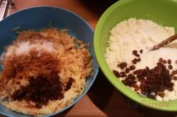 Zubereitung des Rezepts Der perfekte Sahnestrudel (mit Quark- und Apfelfüllung), schritt 1