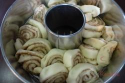 Zubereitung des Rezepts Zupfgugelhupf mit Honig-Nüssen, schritt 4