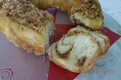 Zubereitung des Rezepts Zupfgugelhupf mit Honig-Nüssen, schritt 7