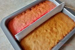 Zubereitung des Rezepts Battenbergkuchen, schritt 10