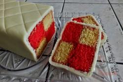 Zubereitung des Rezepts Battenbergkuchen, schritt 20