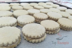 Zubereitung des Rezepts Zarte Kekse mit Karamell-Kondensmilch, schritt 6