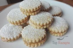 Zubereitung des Rezepts Zarte Kekse mit Karamell-Kondensmilch, schritt 7