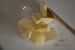 Zubereitung des Rezepts Vanilleplätzchen mit Konfitüre, schritt 1