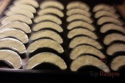 Zubereitung des Rezepts Kokoskipferl, schritt 3