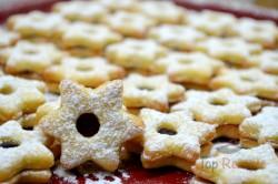 Zubereitung des Rezepts Zarte Butterplätzchen (Weihnachtssterne), schritt 6