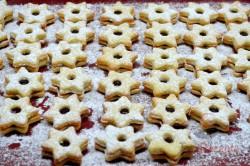 Zubereitung des Rezepts Zarte Butterplätzchen (Weihnachtssterne), schritt 5