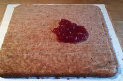 """Zubereitung des Rezepts Apfelkuchen """"für Faule"""", schritt 7"""