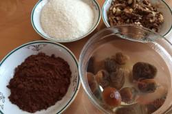 Zubereitung des Rezepts FITNESS-Kokos-Torte mit Bananen - Fotoanleitung, schritt 1