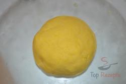 Zubereitung des Rezepts Apfelkuchen mit Schneehaube, schritt 2