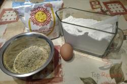 Zubereitung des Rezepts Super einfache Nuss-Stangen mit Kakaocreme und Schokoglasur, schritt 1
