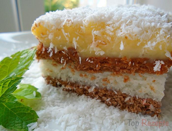 Leckerer Bounty Kuchen Top Rezepte De