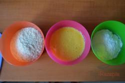Zubereitung des Rezepts Leckerer panierter Käse aus dem Backofen – schmeckt wie frittiert!, schritt 2