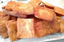 Zubereitung des Rezepts Frittierte Käse-Häppchen, schritt 3
