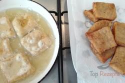 Zubereitung des Rezepts Frittierte Käse-Häppchen, schritt 2
